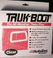 Picture for category Truck-Boot
