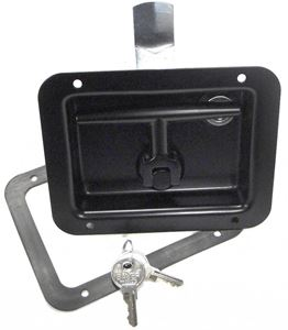 Picture of Contractor Cap Folding T-Handle, Black | Bauer T-711