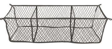"3 Pocket Storage Cargo Net, 44"" to 56"" | Highland 95013"