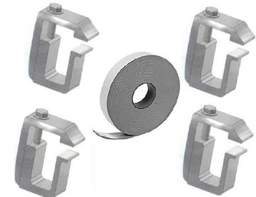 Picture of Tite-Lok Mounting Clamps - TL-1 / 3TL1 combo