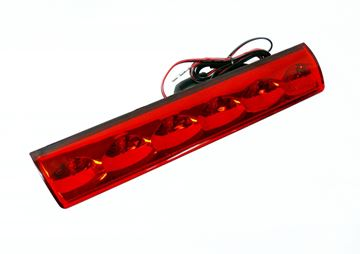 Surface Mount 3rd Brake Light, Red | ATC AT-LED-36R-02