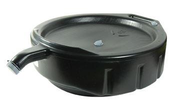 15 Quart Oil Drain Pan