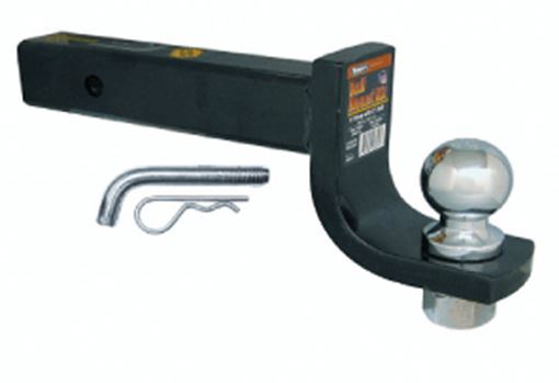 """Picture of 2"""" Ball Mount Kit With 4"""" Drop"""
