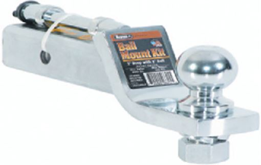 "Picture of 2"" Ball Mount Kit With Locking Pin"