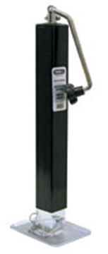 "Picture of 2-1/2"" Square Jack Drop Leg Top Wind"