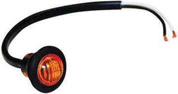 "Picture of 3/4"" Marker Light-Amber Led"