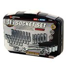 """Picture of 36pc 1/4"""" Dr Mechanic's Set"""