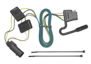 Picture of 4 Flat Wiring Kit / Multi Fit