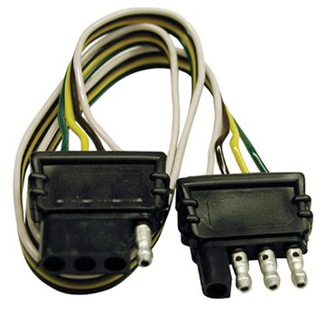 4-Way To 4-Way Harness Extension 30