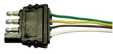 4-Wire Trailer Connector