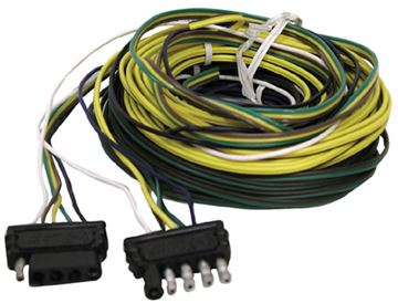 5-Way Trailer Wiring Harness 25'