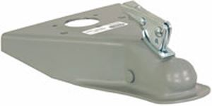 """Picture of A-Frame Trailer Coupler 2"""" Ball"""