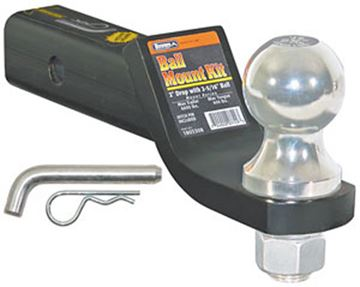 Picture of Black Ball Mount Kit
