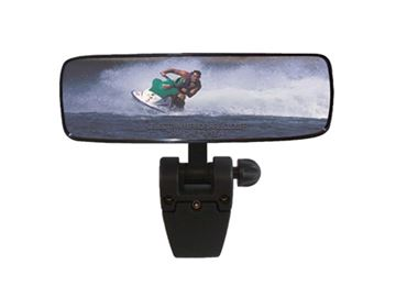 Comp Ii Mirror With High Strength Composite Bracket