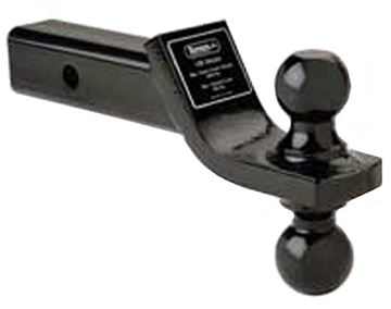 "Picture of Double Ball Mount 1 7/8"" & 2 5/16"" Ball"