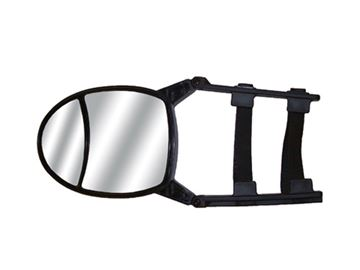 Dual View Clip On Tow Mirror