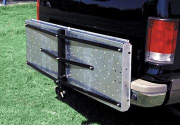 """Fold Up Utility Carrier   20"""" x 60"""" deck"""