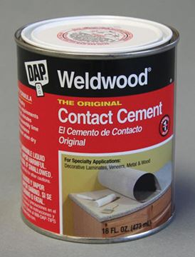 Hydro Turf Contact Cement 16 Oz. Dap Weldwood