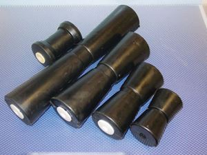 """Picture of Keel Roller Heavy Duty 5/8"""" Bore (5"""" X 3"""")"""