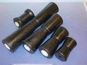 """Picture of Keel Roller Heavy Duty 5/8"""" Bore (8"""" X 3-1/2"""")"""