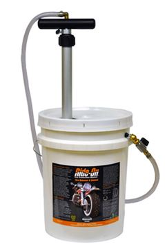 Picture of Ride-On Tps Motorcycle Tire Sealant Pump