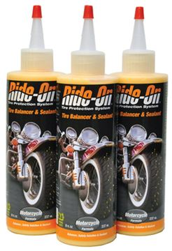 Picture of Ride-On Tps Tire Sealant For Motorcycles 8 Oz