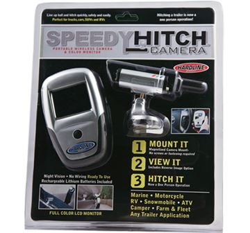 Picture of Speedy Hitch Camera