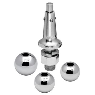 """Picture of Tow Ready Interchangeable Ballset 1"""" Shank 1-7/8"""", 2"""", 2-5/16"""""""