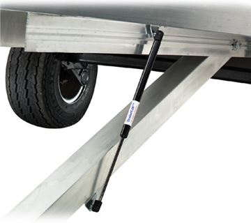 Picture of Trailer Lift Metal Ends