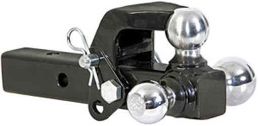 Picture of Buyers Tri-Ball Hitch With Pintel Hook