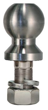 """Picture of Trimax 2"""" Tow Ball Chrome"""