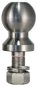 "Picture of Trimax 2-5/16"" Tow Ball Chrome"