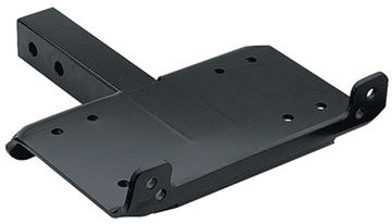 "Winch Mounting Plate For 2"" Reciever"