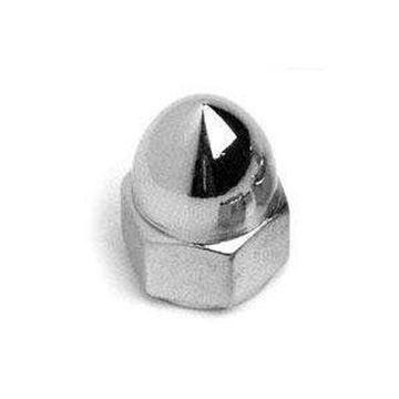 Acorn Nut 10mm Thread X 14mm Hex (10 Ea)