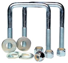 Picture for category Axle U-Bolts & U-Bolt Kits