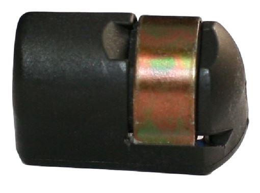 Gas Prop Socket End Fitting, 10mm, M6 threading | Suspa D68-01000