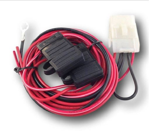 [DHAV_9290]  4 Prong 3rd Brake & Dome Light Wiring Harness - A Kit for Truck Cap    Camper Shell Wiring Harness      SiraWeb.com