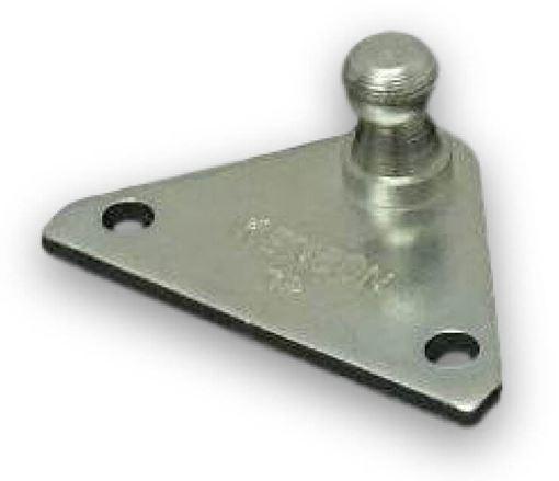 10mm Ball Stud Bracket for Gas Prop/Strut/Spring GPB-19
