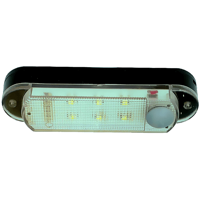 Surface mount led battery dome light at led 6vb - Battery operated car interior lights ...