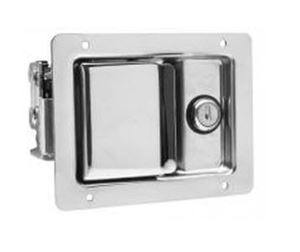 Picture of Rotary Paddle Lock, Locking, Stainless Steel   Eberhard 3-7901-SS-10