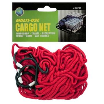 "Picture of Multi-Purpose Cargo Net, 15"" by 15"" 