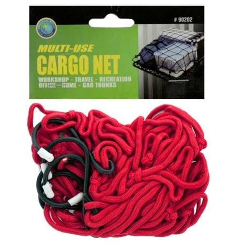 """Multi-Purpose Cargo Net, 15"""" by 15"""" 