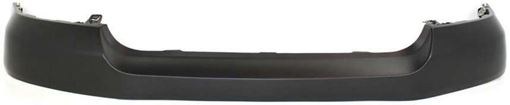Front, Upper Bumper Cover Replacement Bumper Cover-Primed, Plastic, Replacement F010353PQ