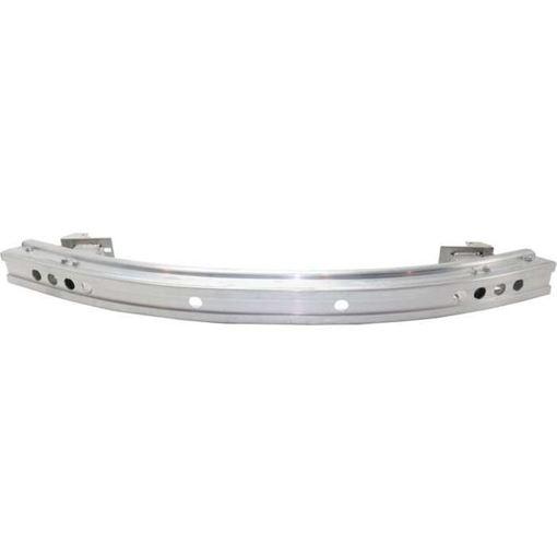 Bumper Reinforcement, Mdx 14-18/Odyssey 18-19/Ridgeline 17-19 Front Reinforcement, Impact Bar, Aluminum, Replacement RA01250002