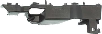 Audi Front, Driver Side Bumper Retainer-Primed, Plastic, Replacement RA01490002
