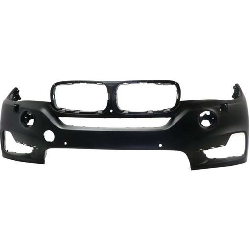 BMW Front Bumper Cover-Primed, Plastic, Replacement RB01030019P