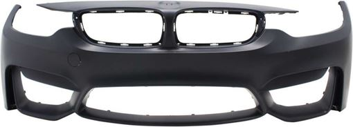 BMW Front Bumper Cover-Primed, Plastic, Replacement RB01030053P