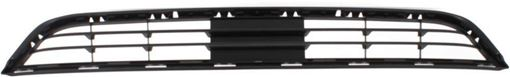 BMW Center, Lower Bumper Grille-Primed, Plastic, Replacement RB01530007Q