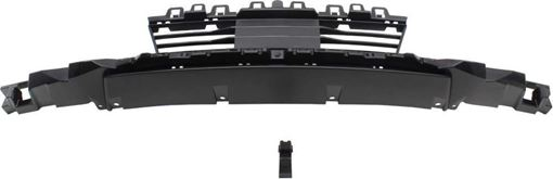 BMW Bumper Grille-Textured Black, Plastic, Replacement RB01530010
