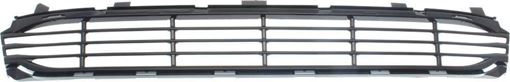 BMW Center Bumper Grille-Primed, Plastic, Replacement RB01530017